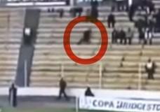 Il video del fantasma allo stadio in Bolivia