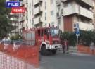 Viale Francia, incendio in una casa: resta intossicata una persona
